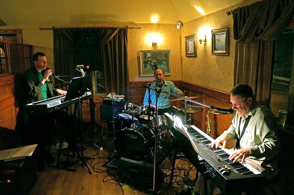 Jim Marone Trio