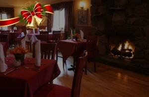 Northwood Inn Restaurant Christmas