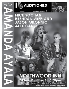 The Voice Contestant Amanda Ayala Performs @ Northwood Inn | Carmel | New York | United States