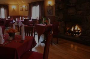 Northwood Inn Dining Area