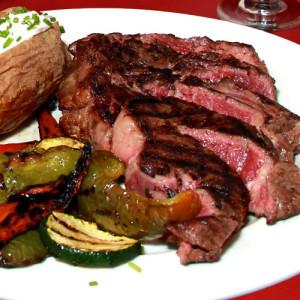 Northwood Inn Ribeye Steak