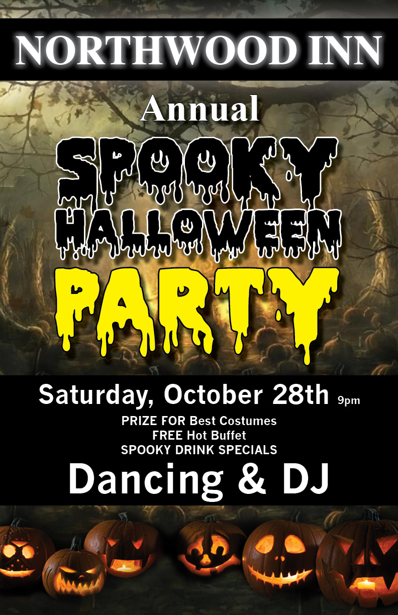 Northwood Inn Annual Halloween Party