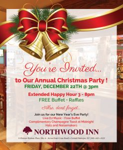 Annual Christmas Party! @ Northwood Inn | Carmel Hamlet | New York | United States