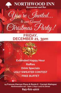 Northwood Inn Christmas Party