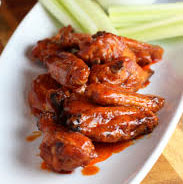 Monday Night is Wings Night at Northwood Inn