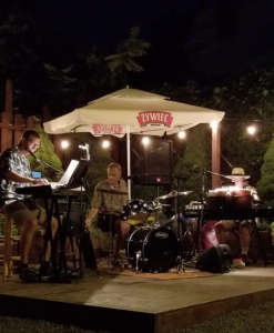 The Jim Marrone Trio at Northwood Inn on the Patio